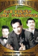 Ahí Vienen Los Gorrones (1953) afişi