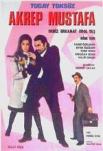 Akrep Mustafa (1971) afişi