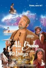 Ali Baba Et Les 40 Voleurs (2007) afişi