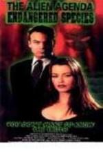 Alien Agenda: Endangered Species (1996) afişi