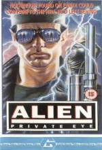 Alien Private Eye (alien P.ı. )