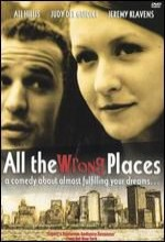 All The Wrong Places (2000) afişi