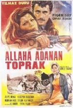 Allaha Adanan Toprak (1967) afişi