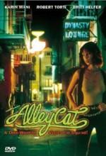Alley Cat (1984) afişi