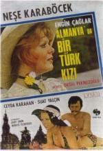 Almanya'da Bir Türk Kızı (1974) afişi