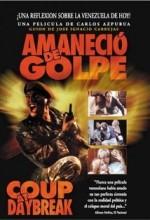 Amaneció De Golpe (1998) afişi