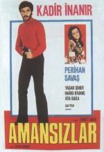Amansızlar (1982) afişi