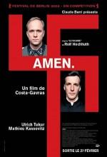 Amen (2002) afişi