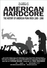 American Hardcore (2006) afişi