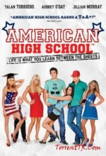 American High School (2008) afişi