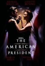 Amerikan Başkanı (1995) afişi
