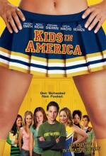 Amerikan Gençliği (2005) afişi