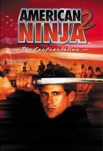 Amerikan Ninja 2 (1987) afişi