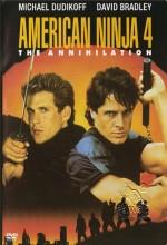 Amerikan Ninja 4 (1990) afişi