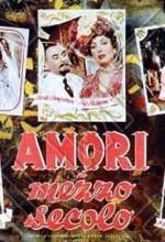 Amori Di Mezzo Secolo (1954) afişi