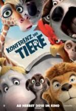 Sevimli Hayvanlar (2010) afişi