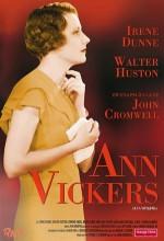 Ann Vickers (1933) afişi