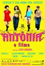 Antônia (ı) (2006) afişi