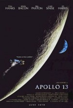 Apollo 13 (1995) afişi