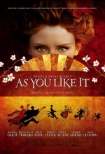 As You Like It (I) (2006) afişi