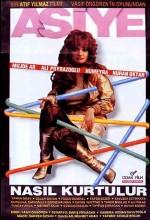 Asiye Nasıl Kurtulur (1986) afişi