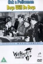 Ask A Policeman (1938) afişi