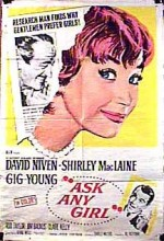 Ask Any Girl (1959) afişi