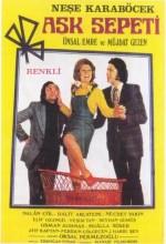 Aşk Sepeti (1972) afişi