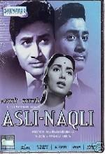 Asli-Naqli (1962) afişi