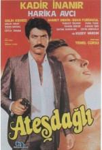 Ateş Dağlı (1985) afişi