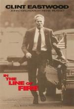 Ateş Hattında (1993) afişi