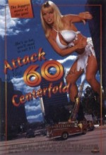 Attack Of The 60 Foot Centerfolds (1995) afişi