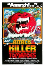 Attack Of The Killer Tomatoes!  (ı)