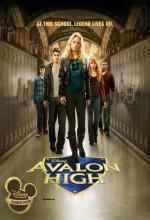 Avalon Lisesi (2010) afişi