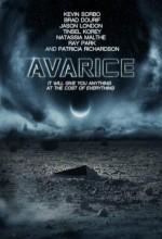 Avarice (2011) afişi