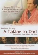 A Letter to Dad (2009) afişi