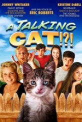 A Talking Cat!?! (2013) afişi