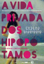 A vida privada dos hipopótamos (2014) afişi