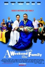 A Weekend with the Family (2016) afişi