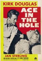Ace in The Hole (1951) afişi