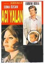 Acı Yalan (1969) afişi