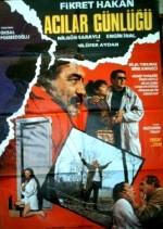 Acılar Günlüğü (1988) afişi