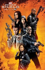 Agents of S.H.I.E.L.D 4. Sezon (2016) afişi