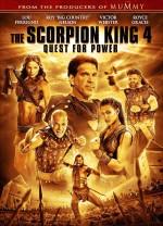 Akrep Kral 4: Güç Peşinde (2014) afişi