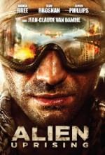 Alien Uprising (2013) afişi