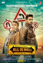 All Is Well (2015) afişi