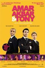 Amar Akbar & Tony (2015) afişi