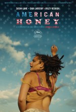 American Honey (2016) afişi