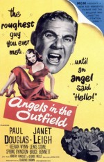 Angels in the Outfield (1951) afişi