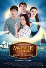 Annabelle Hooper ve Nantucket Adası Hayaletleri (2016) afişi